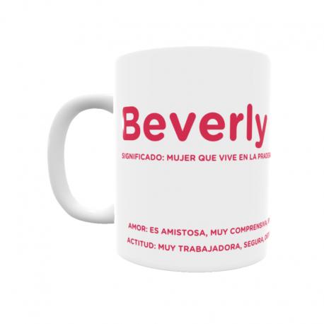 Taza - Beverly