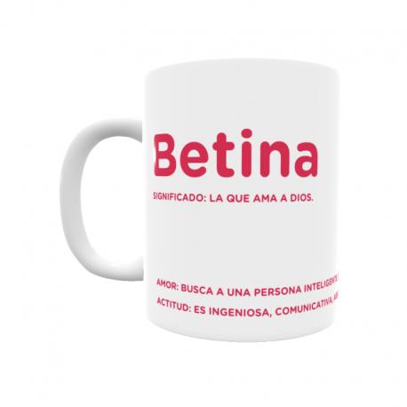 Taza - Betina