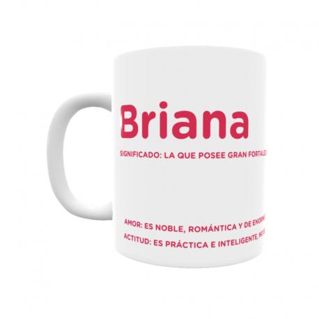 Taza - Briana