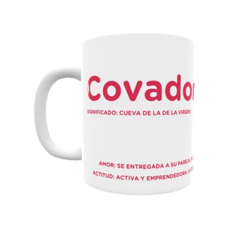 Taza - Covadonga