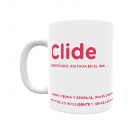 Taza - Clide