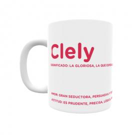 Taza - Clely