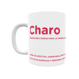 Taza - Charo