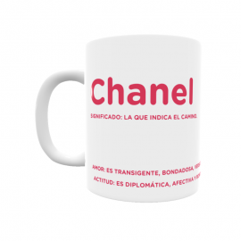 Taza - Chanel
