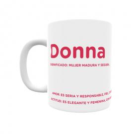 Taza - Donna