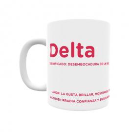 Taza - Delta