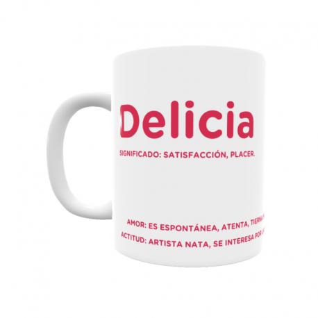 Taza - Delicia