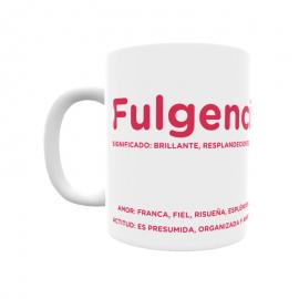 Taza - Fulgencia
