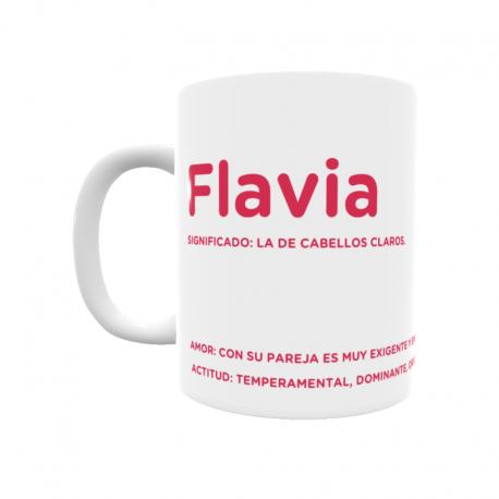 Taza - Flavia