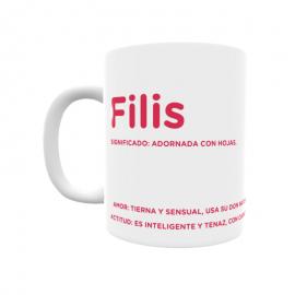 Taza - Filis
