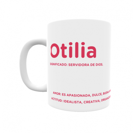 Taza - Otilia