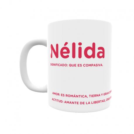 Taza - Nélida