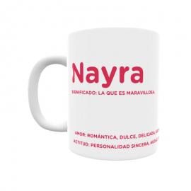 Taza - Nayra