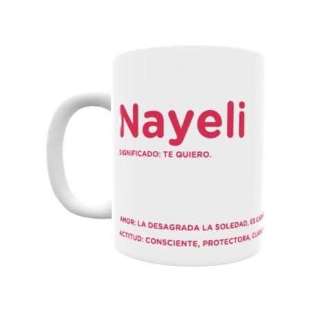 Taza - Nayeli
