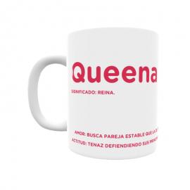 Taza - Queena