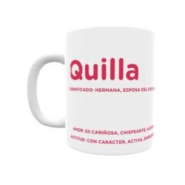 Taza - Quilla