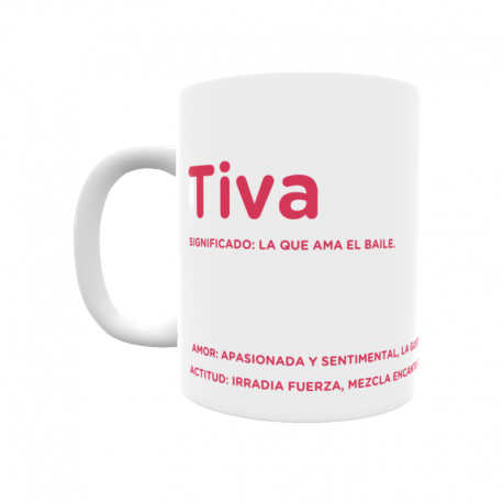 Taza - Tiva