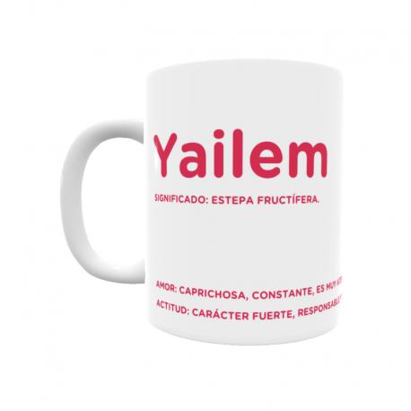 Taza - Yailem