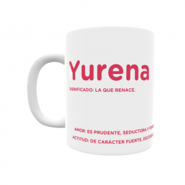 Taza - Yurena