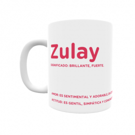 Taza - Zulay