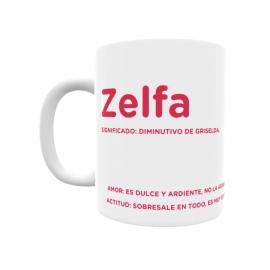 Taza - Zelfa