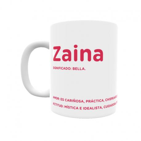 Taza - Zaina