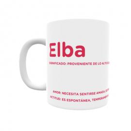 Taza - Elba