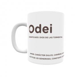 Taza - Odei