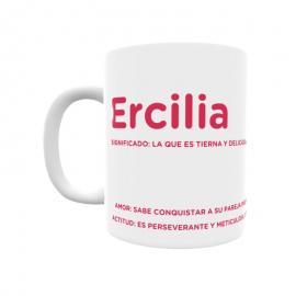 Taza - Ercilia