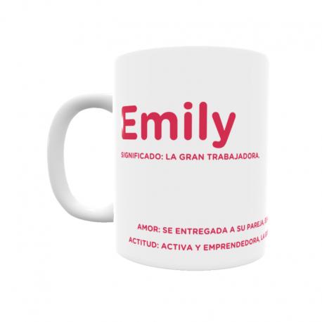 Taza - Emily