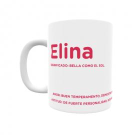 Taza - Elina