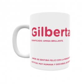 Taza - Gilberta