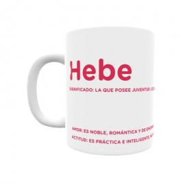 Taza - Hebe