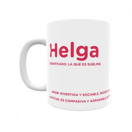 Taza - Helga