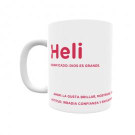 Taza - Heli
