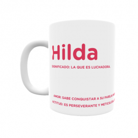 Taza - Hilda
