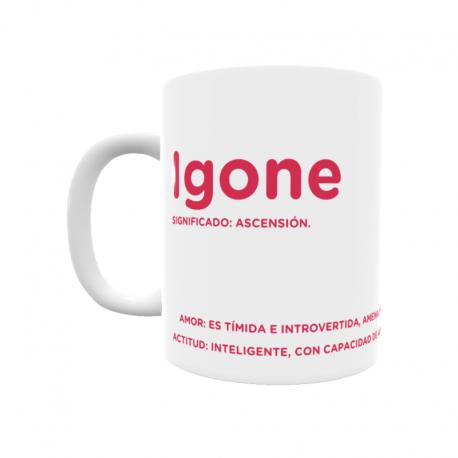 Taza - Igone