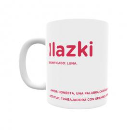 Taza - Ilazki