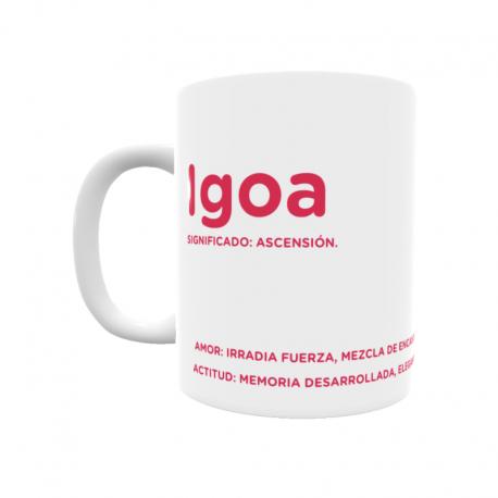 Taza - Igoa