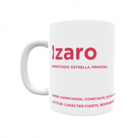 Taza - Izaro