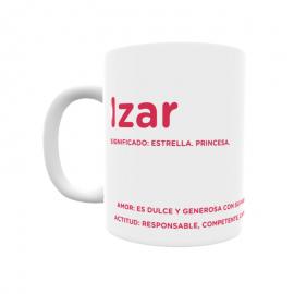 Taza - Izar