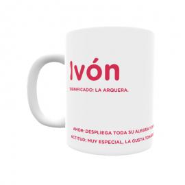 Taza - Ivón