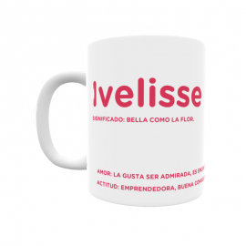 Taza - Ivelisse