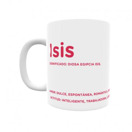 Taza - Isis