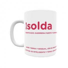 Taza - Isolda