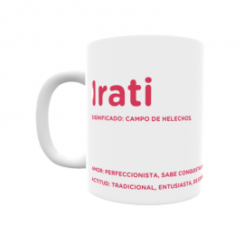Taza - Irati