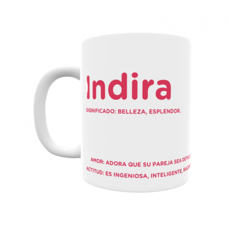 Taza - Indira
