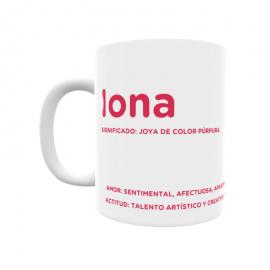 Taza - Iona