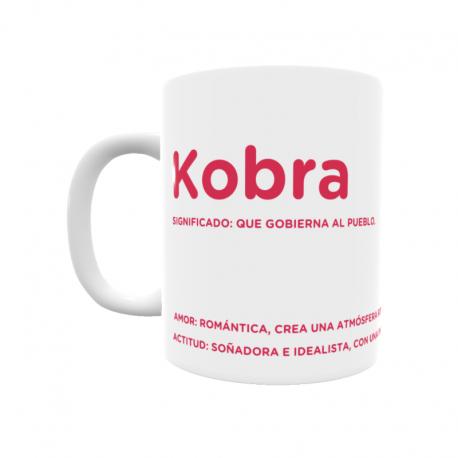 Taza - Kobra