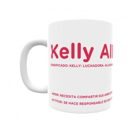 Taza - Kelly Allison
